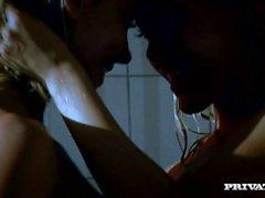 Orgia lesbiche SM con Eve di Zafira Clara G e più