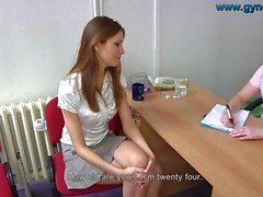 Eufrat examen ginecológico