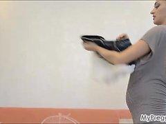 Pregnant Yoga with Latoya!
