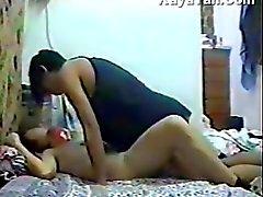 Малайский Китайский пару Секс соответствии скрыта камера