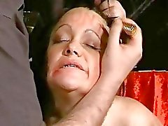 Mature slaveslut Chinas brutal bdsm and extremes