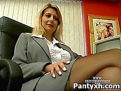 Naughty Hot Sexy In Nasty Pantyhose XXX