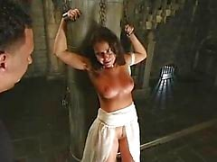 More whipping for a sexy slave