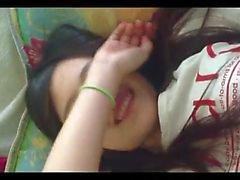 Korean kız çuvalladı
