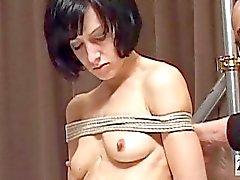 Legendado BDSM o nariz japonesa com Elise Sepulturas