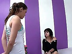 Sıcak porno spanking