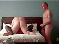 Cuck hubby mag auch Hahn