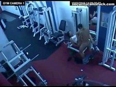 Security cam gym