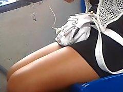 Chavita Телосложение Mini Vestido - Подростка по платье мини