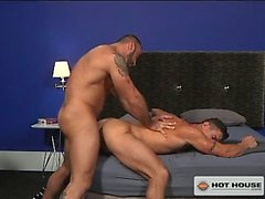 Spencer Reed pounds Trenton Ducati in his hot eager asshole