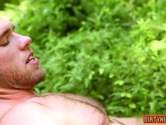 Muscle gay sexo oral e gozada