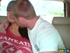 Ava Divine fucks an amateur guy