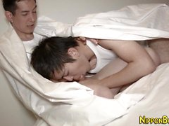 Asian twink gets pounded