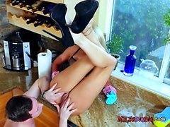 Mature Hoe Briana Banks Gets Impaled By Plumber