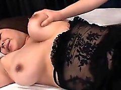 Yuuki Sakurai busty sucks penis in 69