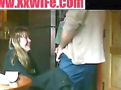 Busted wife caught cheating with the co worker