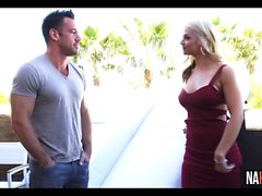 Cheating Neighbor's Sarah Vandella