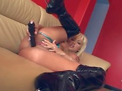 Blonde Hooker Drilling Her Ass