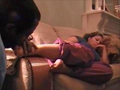 Sleepy Jalka fetissi & Amatööriluokassa jalka palvonta 2
