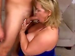 Blond Mature in Heat