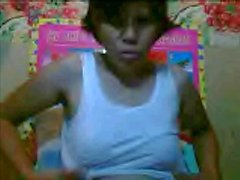 Nice mature Filipino 45 on cam showing all.