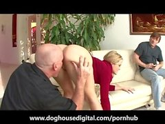 Alexis Texas Makes her Husband Watch as She Fucks