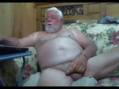 temps grand-papa sur webcam