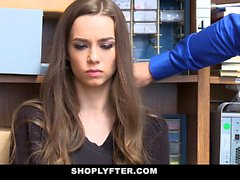 ShopLyfter - Teen Thief Gets Cocked