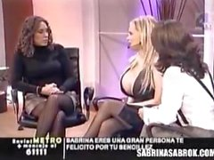 sabrina sabrok, celebrity biggest breast, hot interviews