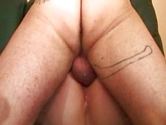 Black-haired french girl banged hard