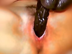 Il nero del Dildo Gemito