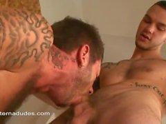 Cliff Jensen & Tristan Mathews