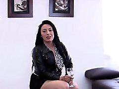 TuVenganza - Big Bosomed Maria Conchita Riding Cock