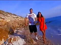 Indian Teen Beauty Anal fucked at Beach