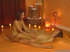 A Handjob With Massage