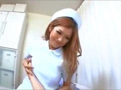 Tan Gyaru - Nurse Examines Sick Man