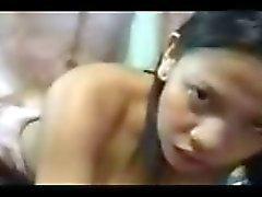 Di Mel filippina Amatoriali Teenager diciotto massiccio Top Breasts 38B e Pert Teenager in basso