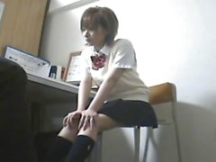 blackmailed schoolgirl passing the grades video
