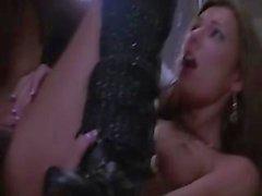Hot Chayse Evans fa alcune succhiamento prima di lei culo che batteva