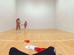 360 degree Wet Lesbian Practice - VR