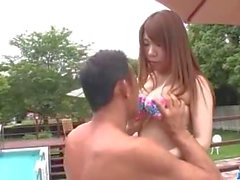 Flaming outdoor sex spectacle - More at javhd