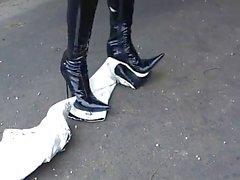 Boots destruction