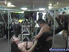 Couple Took Over A BDSM Sex Shop(deepgay org)