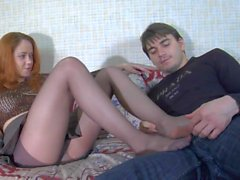 Russian Nylon Sex
