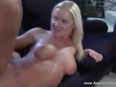 Bella Ass Anal Sex MILF Blonde