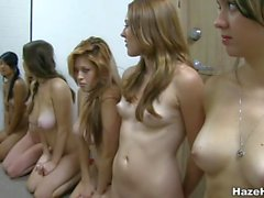 Mindblowing fuckfest session with lesbians