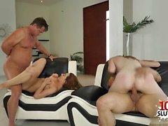 hot pornstar hardcore and cumshot feature clip 1