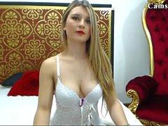 Huge Boobs Gorgeous Webcam Teen Screaming 01