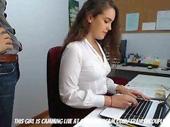 My Secretary Is Horny Today...