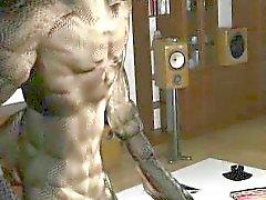 3D hentai stunner annetaan BJ vieraalle